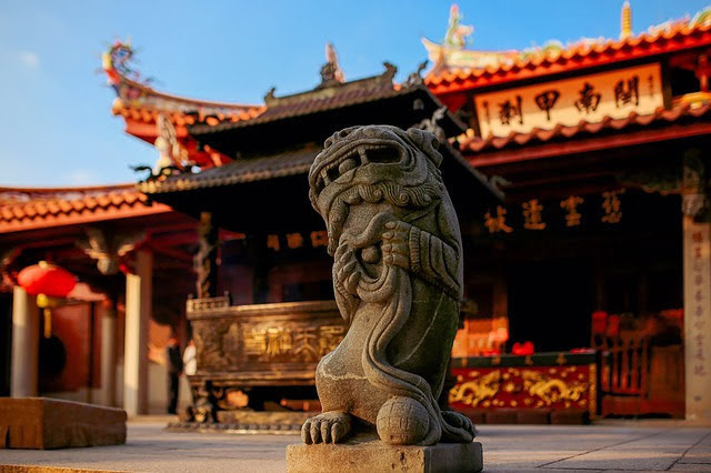 Missione Tria in Cina