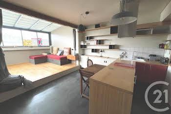 Appartement meublé 2 pièces 36,18 m2