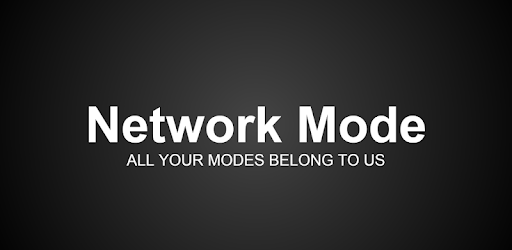 Network Mode - Apps on Google Play