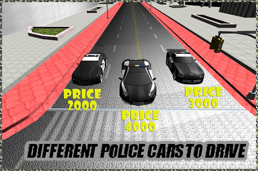 Police Car Racing in City 3D|玩賽車遊戲App免費|玩APPs