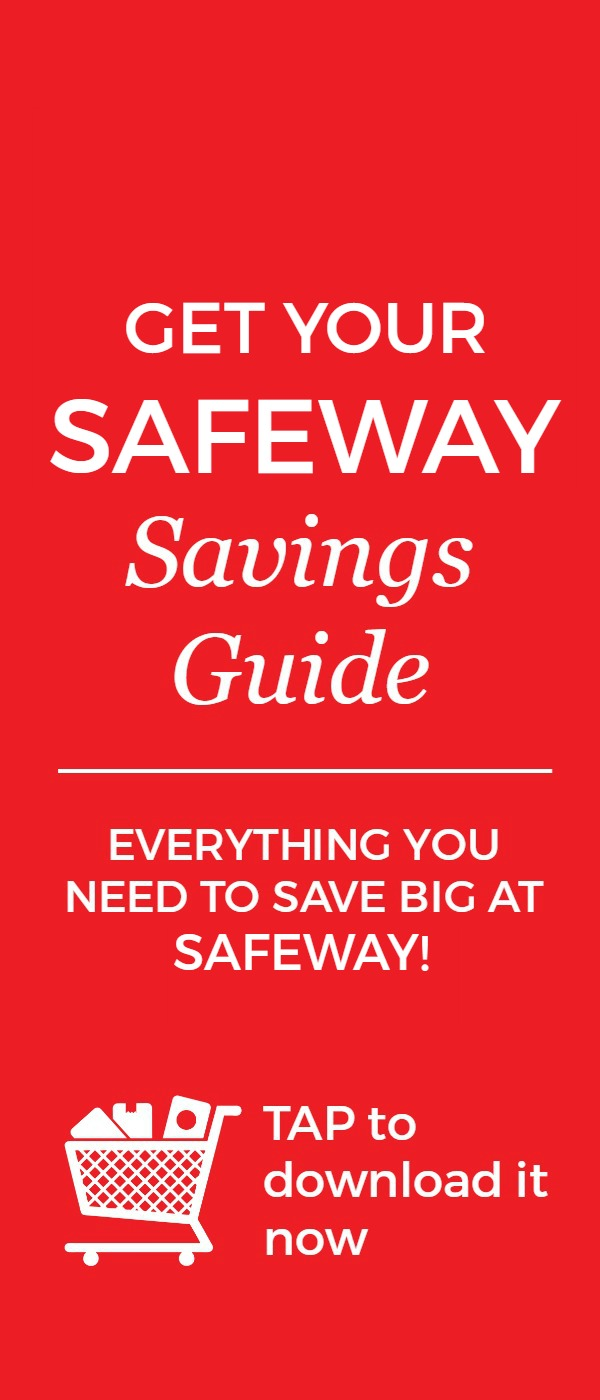Safeway: Thursday June 30th Daily Deal - Frugal Living NW