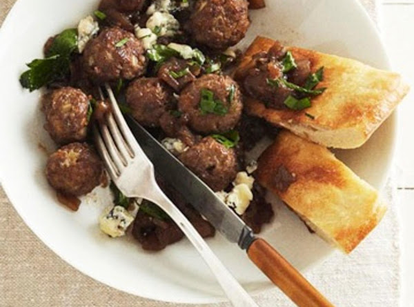Meatballs With Chutney Recipe