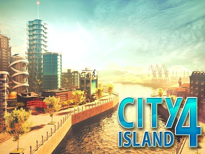 City Island 4 – Town Simulation: Village Builder Mod Apk Download For Android and Iphone 8