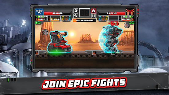 Super Mechs- screenshot thumbnail