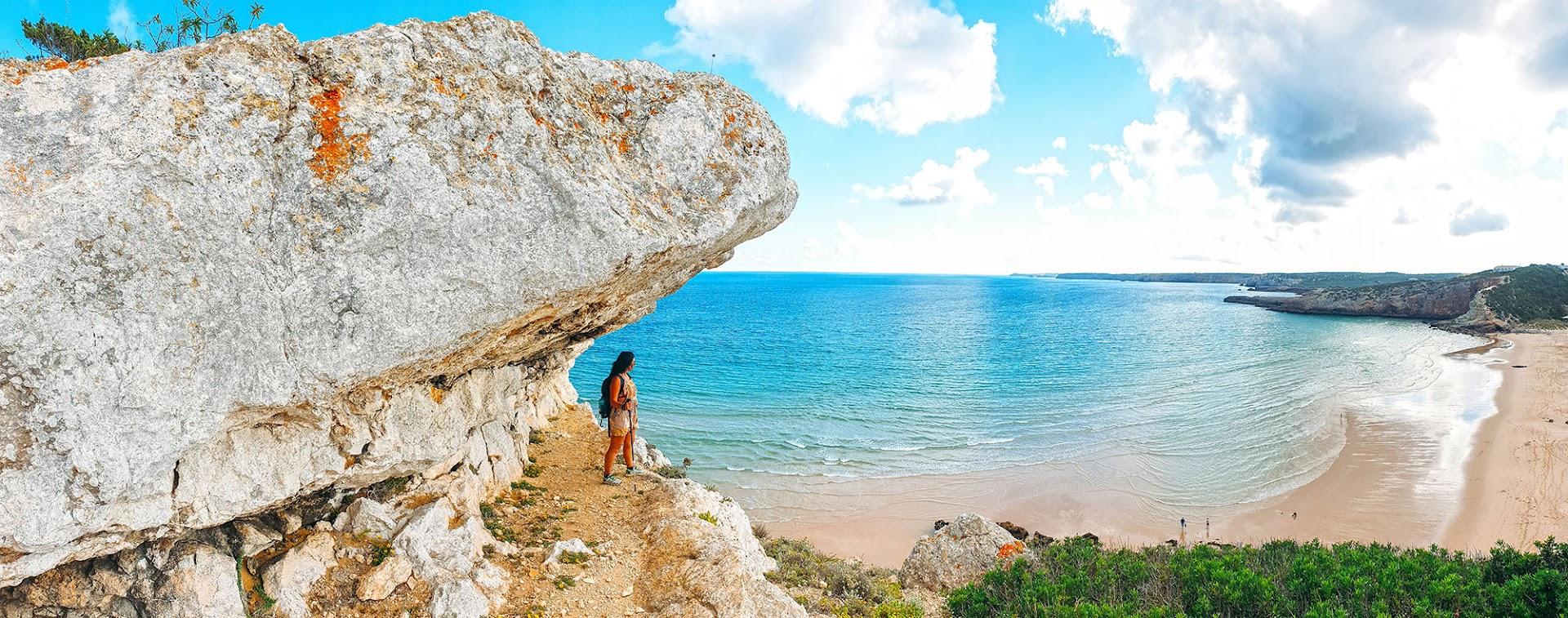 TRILHO DE SAGRES A SALEMA (Trilho dos Pescadores), uma rota pelas praias selvagens da Costa Vicentina