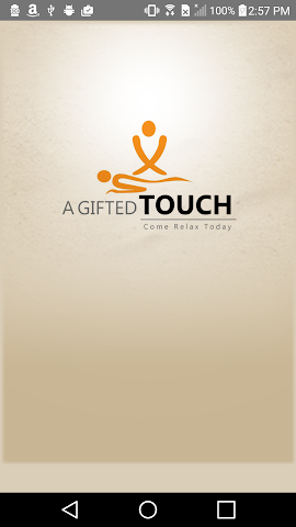 android A Gifted Touch Screenshot 0