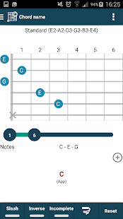 smart Chords & tools (guitar..- screenshot thumbnail