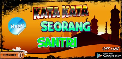 Kata Kata Santri Apk App Free Download For Android