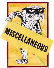Photo: Wenchkin's Mail Art 366 - Day 219 - Card 219a