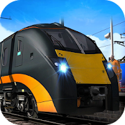 Euro Train Simulator 2020 : Train Drive Simulator