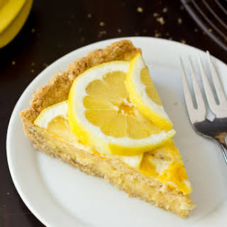 Lemon Custard Tart.