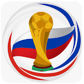 Russia World Cup 2018 Icon