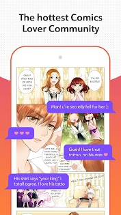 (APK) تحميل لالروبوت / PC WebComics تطبيقات screenshot