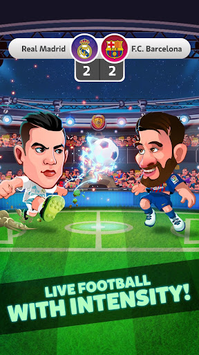 Head Soccer La Liga 2018 4.3.0 screenshots 1