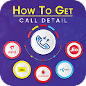 How To Get Call Detail Of All Number 2020 icon