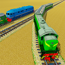 Super Fast Train Games: Railroad Games APK