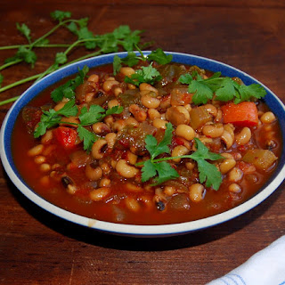 Black-Eyed Peas Slow Cooker Stew