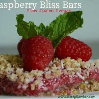 Raw Raspberry Bliss Bar