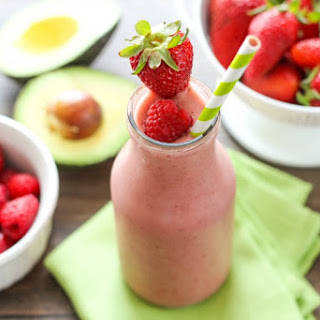 Red Berry Smoothie Recipes.