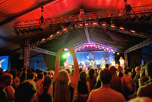 Halifax-TDJazzFest-concert-crowd.jpg - The Halifax Jazz Festival draws artists from around Nova Scotia every July.