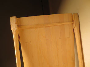 Photo: Here's how we kept it from warping.