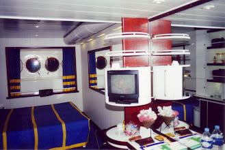 Photo: #002-La cabine (18m²) du Club Med 2