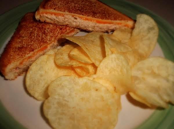 Salmon Melts Recipe