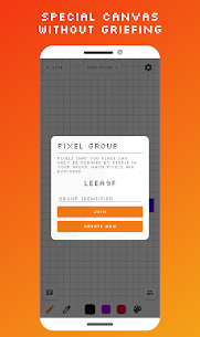 Pixel Canvas | Online realtime pixel art 🎨🖼 5