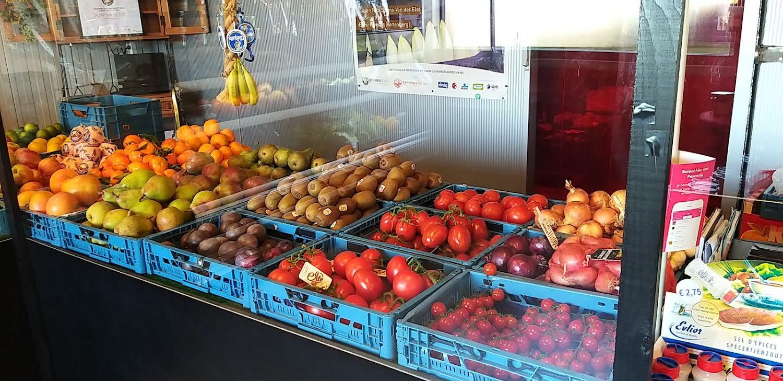 Salens groenten & fruit foto