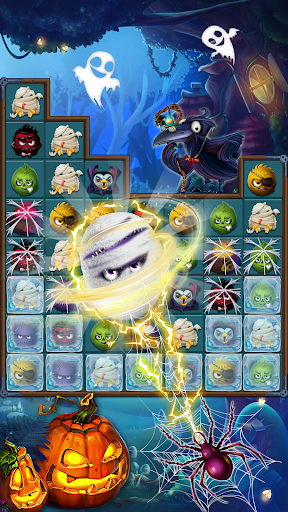 Magic Witch - Match 3 Puzzle-Screenshots 3