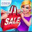 دانلود Shopping Mania - Black Friday Fashion Mall Game اندروید