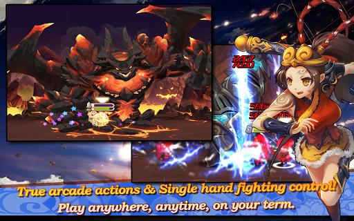 Sword Fantasy Online - Anime MMO Action RPG 7.0.23 screenshots 2