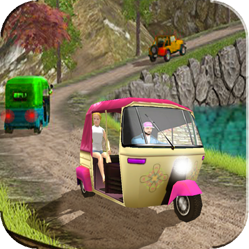tuk tuk auto sawari chingchi rickshaw game 2017