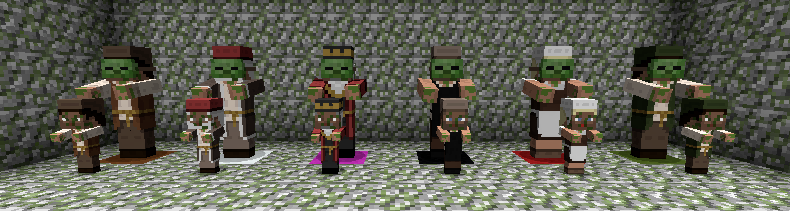 Zombie Villagers