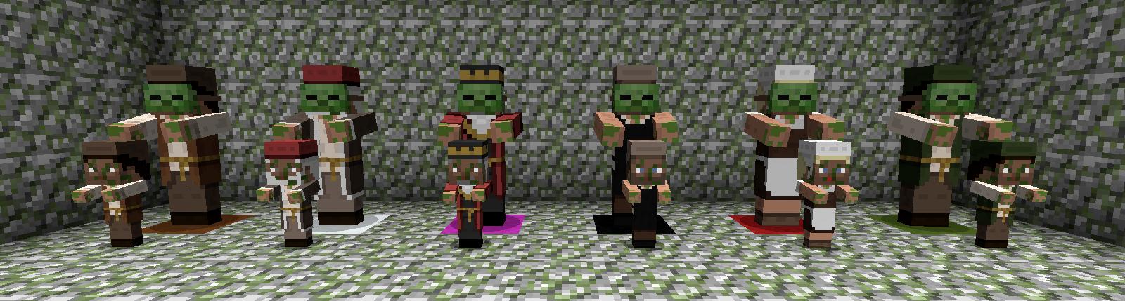 Zombie Villagers