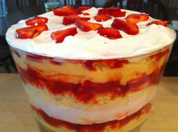 Strawberry Yumyum Recipe