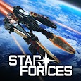 Star Forces: Space shooter icon