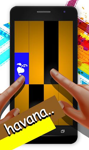 Havana Piano Tiles