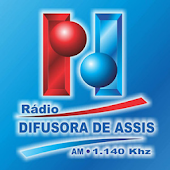 Ao Vivo Radio Difusora de Assis - SP AM 1140
