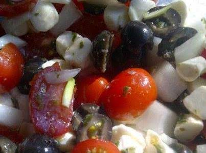 Italian Spring Salad