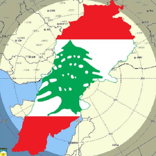 Lebanon Rain Radar