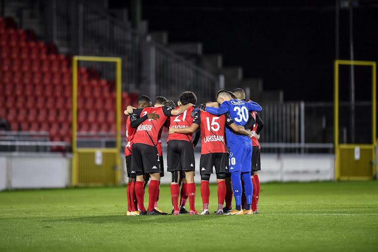 Genk chute face au RFC Seraing en match amical