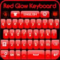 Teclado Vermelho do Fulgor icon