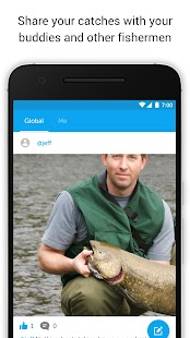 FishWise: The Fishing App- screenshot thumbnail