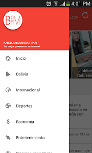 boliviaentusmanos screenshot 1