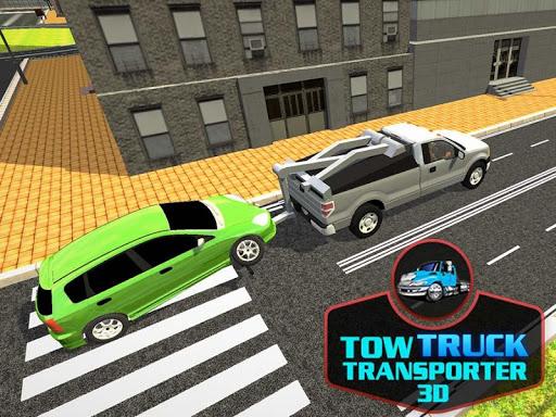 拖车转运3D|玩模擬App免費|玩APPs