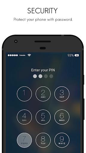 ud83dudd13 Lock Screen IOS10 style 1.35 screenshots 4