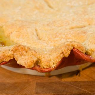 Leftover Turkey Pot Pie.