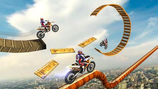 Tricky Bike Stunt Racing 2020 1.0 screenshots 8