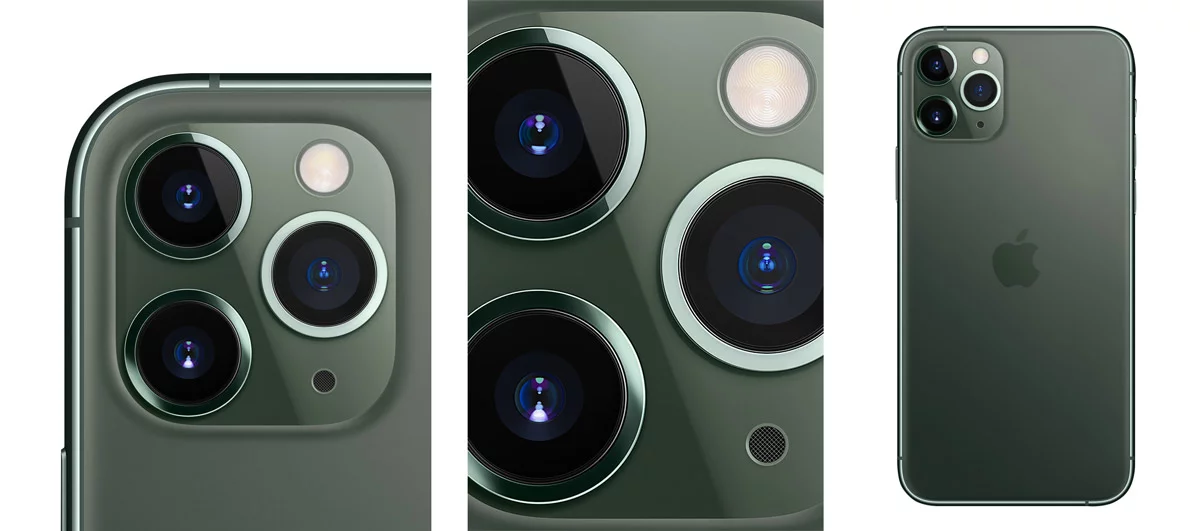 Apple iPhone 11 Pro Max камера